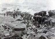 Взрыв и славная гибель Михайловского укрепления