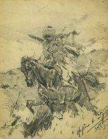 Всадник - © Музей-панорама «Бородинская битва»