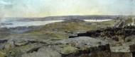 Вид на Севастополь с Камчатского люнета - © Военно-исторический музей Черноморского флота