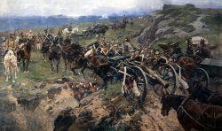 Живой мост - © Музей-панорама «Бородинская битва»