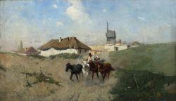 В Таврической губернии - © Музей-панорама «Бородинская битва»