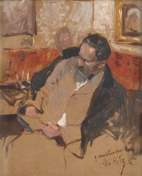 Портрет В.А. Беклемишева - © Музей-панорама «Бородинская битва»