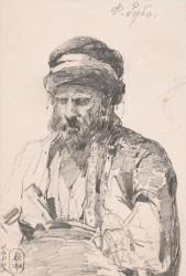 Мужской портрет - © Русский музей, Санкт-Петербург