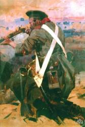 Стреляющий солдат - © Севастопольский военно-исторический музей-заповедник