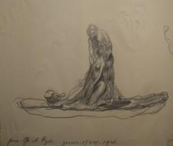 Группа из двух фигур - © Научно-исследовательский музей при Российской академии художеств