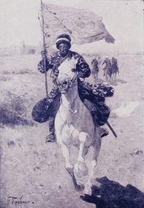 Кавказский всадник