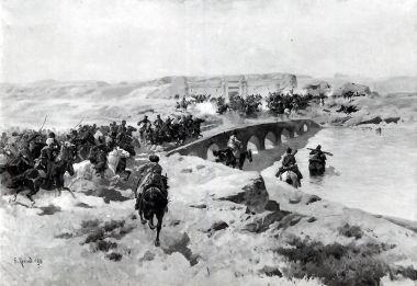 Сражение при Кушке 18 марта 1885 года