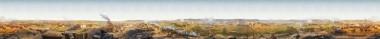 Бородино. Панорама