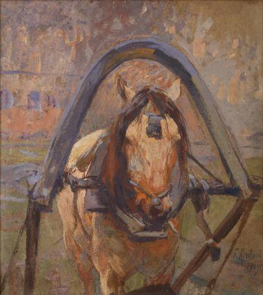Ломовая лошадь - © Музей-панорама «Бородинская битва»