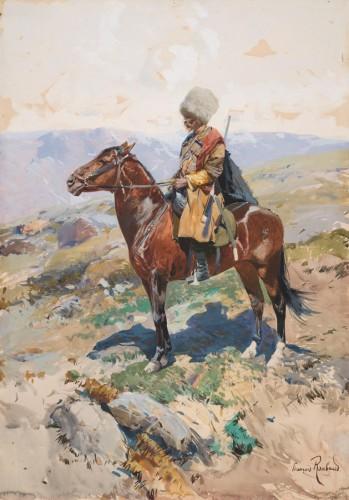 Кавказец-кавалерист - © Русский музей, Санкт-Петербург