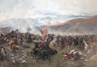 Сражение под Елизаветполем 13 сентября 1826 года - Национальный музей истории Азербайджана