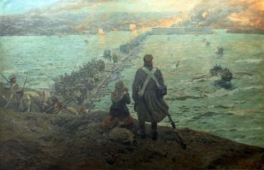 Последний взгляд - © Военно-исторической музей Черноморского флота
